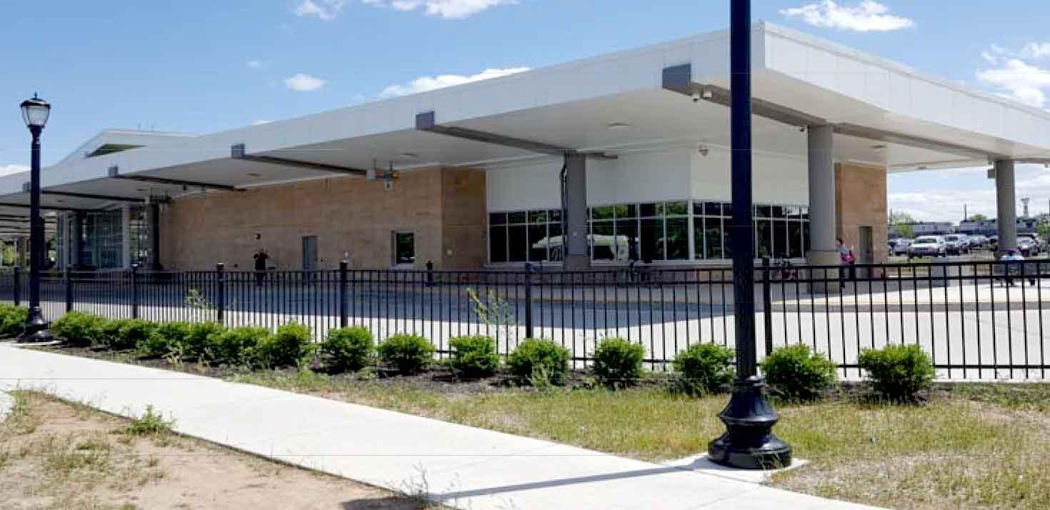 Lackawanna Transit Center